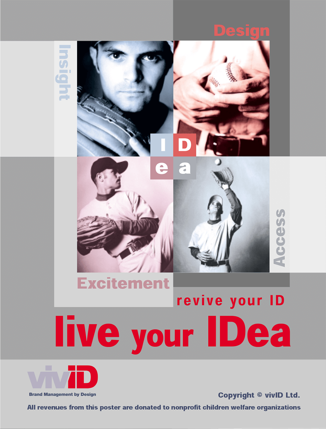 Live Your IDea Poster